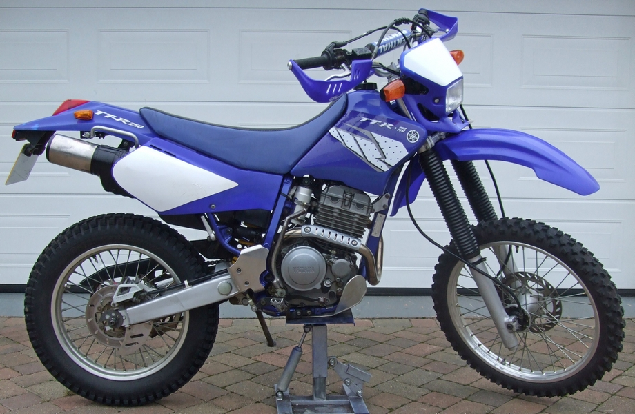 Sold sold sold 2002 low mileage yamaha ttr250 for sale for Yamaha ttr 250