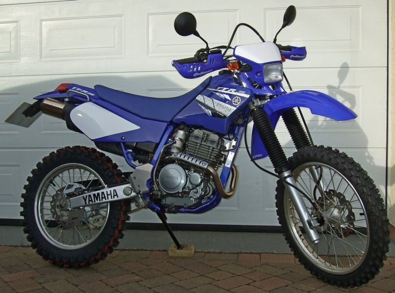 2006 low mileage yamaha ttr250 now sold ttr250 for Yamaha ttr 250